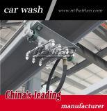 中国の品質のブラシおよびドライヤーが付いている自動トンネルのカーウォッシュシステム