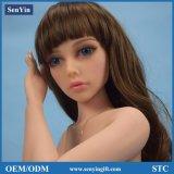 132cmの非膨脹可能な人形の成人男子のための実質の感じの性のおもちゃ