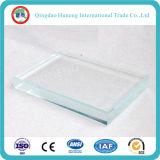 Baixo vidro do ferro/vidro de flutuador ultra desobstruído com ISO do Ce