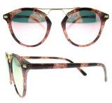 La aduana de las gafas de sol modela lo más tarde posible las gafas de sol únicas de las gafas de sol