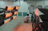 Lâmpada de cura infravermelha para a cabine de pulverizador automotriz