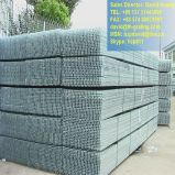 Reja de acero galvanizada de la INMERSIÓN caliente con el SGS y la ISO