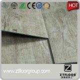 Plancher homogène de PVC de vinyle coloré de modèle pour le centre commercial
