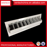 Difusor de jato de bateria de alumínio de difusor de ar de alta qualidade