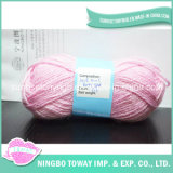 Weben Pullover Muster Baby-Grau 100% reiner Wolle-Kaschmir-Garn