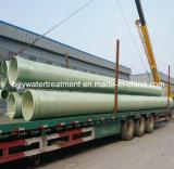 L'OIN délivre un certificat la pipe de GRP/FRP pour l'offre de l'eau
