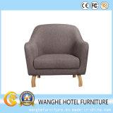 Strato classico antico stabilito del sofà classico del tessuto per il salone