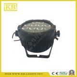 De kwaliteit 12PCS*15W maakt het LEIDENE Licht van het PARI (waterdicht IP65)