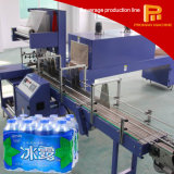 10pack/M 자동적인 PE 필름 결합 열 수축 감싸기 병 패킹 포장지 기계