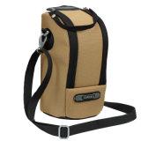 Прочный водоустойчивый Nylon Backpack цифровой фотокамера плеча способа (RS-C308)