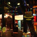 Свет рождества СИД для крытого напольного света диско партии дома украшения праздника