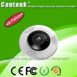 360外形図のVrパノラマ式6MP 9MP IP Fisheyeのカメラ(IPDE20H600)