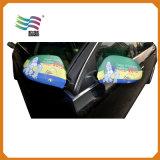 Stretchable крышка зеркала автомобиля крышки зеркала автомобиля флага Португалии ткани