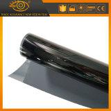 Effacer ultra le film de teinture solaire de guichet de véhicule du noir 2ply foncé