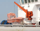 Tipo aperto usato marino crogioli della lancia di salvataggio di vetro di fibra da vendere