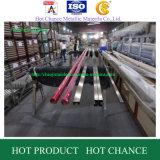 SUS304, 316 Roestvrij staal Slot Tube voor Glass Handrail