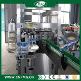 Máquina automática de etiquetado OPP de pegamento Hot Melt para botellas de bebidas