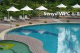 環境友好的なWPCの空のフロアーリング(SY-03)