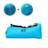 A base inflável impermeável do sofá/sofás preguiçosos do ar com carreg o saco