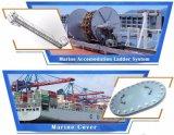 De mariene Ladder van de Boot van de Aanpassing van het Aluminium
