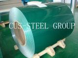 Bobina d'acciaio di Gi di /Prepainted ricoperta colore della lamina di metallo Ral5015