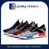 Sapata de passeio asiática de homem novo de sapatas dos esportes