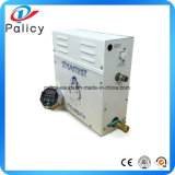 蒸気注入の単位、重油の蒸気発電機