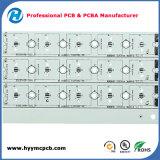 PWB do alumínio para o revestimento de superfície da iluminação HASL da câmara de ar do diodo emissor de luz (HYY-074)