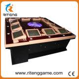 Spel van de Roulette van de Lijst van de Roulette van het Casino van de arcade het Elektronische