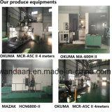 미츠비시 관제사를 가진 중국 공급자 Tanwan 유형 6 축선 CNC 선반 기계