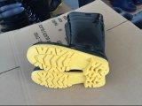 Ce S4/S5 W-6038t ботинок дождя PVC Wellington тяжелой индустрии