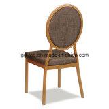 круглая спина удобные стулья алюминий банкетные