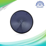 Shower Radios Ipx7 Waterproof Shower Radio Speaker com luzes LED, bateria recarregável