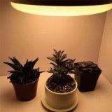 El UFO eliminado del parpadeo 18W LED crece la lámpara