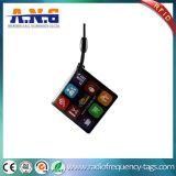 860-960MHz cartão Epoxy irregular da forma RFID