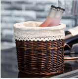Cesta natural hecha a mano caliente de la venta y del sauce de la promoción (BC-ST1238)