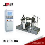 Machine d'équilibrage dynamique pour turbine centrifuge et roulette guide