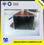 Windowsおよびドアaのための木製の穀物のアルミニウムプロフィール