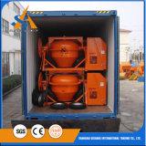 Mezclador de cemento de hormigón de diesel móvil