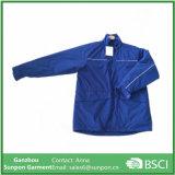 100% poliéster melocotón con PU recubrimiento 3-en-1 chaqueta de invierno