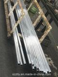 Extrusion anodisée par aluminium personnalisée remettant à la côte le tube/pipe/tuyauterie