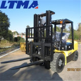 Ltma 판매를 위한 새로운 4 톤 수동 디젤 엔진 포크리프트