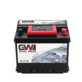Soem oder Leitungskabel-saure Autobatterie der Gw-Marken-DIN55mf 55ah
