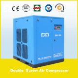 compressore d'aria azionato a cinghia fisso di sogno della vite di 5.5kw 0.52~0.86m3/Min Dm-5A