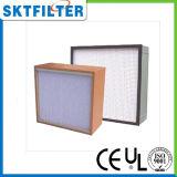 HEPA Filter der unterschiedlichen Rahmen