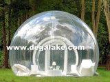 Tente Transparente PVC ou TPU Tente Transparente ou Dôme