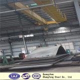 Plastikform-runder Stahlstahlstab Nak80 passte an
