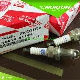Bougie d'allumage d'iridium de circuit d'allumage de pièces d'auto pour Toyota 90919-01233 Sk16hr11