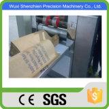 Bolsa de papel de la válvula de la conservación de la energía que hace la máquina
