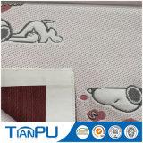 Tela que hace tictac hecha punto alta calidad caliente 2017 del colchón de la venta de Hangzhou